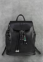 """Кожаный рюкзак """"Олсен Оникс"""""""