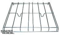 Решетка для газовой плиты 4-х конфорочная оцинкованная