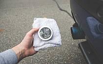 Очиститель полироль для металлов Auto Finesse Mercury Metal Polish, фото 2