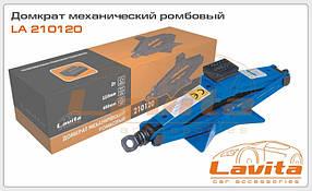 Домкрат механический ромбовый Lavita 2 т. (110-400 мм) LA 210120