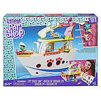 Игровой набор Круизный корабль Littlest Pet Shop LPS Cruise Ship Playset Лител пет шоп