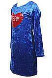 Шикарное платье из нежной ткани для девочки 134-158р, фото 4