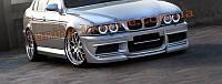 Комплект аэродинамического обвеса в стиле S-power для BMW 5 E39 1995-2004