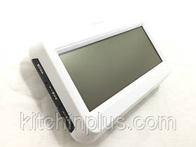 Годинники електронні настільні Voice Control Back light LCD Clock 2616