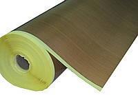 Тефлоновая ткань на клеевой основе (стеклоткань) 0,13 х 1000 мм