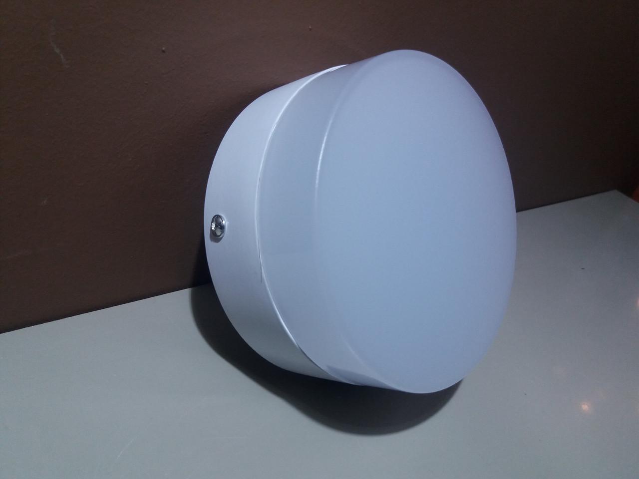 LED Светильник накладной 12вт круглый
