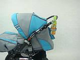 Прогулянкова дитяча коляска KAMIL, фото 2