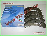 Гальмівні колодки барабанні задні Renault Duster Samko Італія 89890