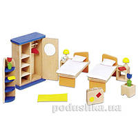 Набор для кукол goki Мебель для спальни 51745G