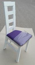"""Стул обеденный """"Бруно Т"""" (орех, венге, белый, бежевый) для гостинной Fusion Furniture, фото 3"""