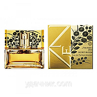 Женская парфюмированная вода Shiseido Zen Secret Bloom (теплый аромат с цветочной свежестью)