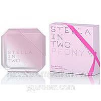 Женская туалетная вода Stella McCartney Stella in Two Peony (яркий цветочный аромат)