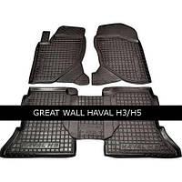 Коврики в салон Avto Gumm 11390 для Great Wall Haval H3-H5