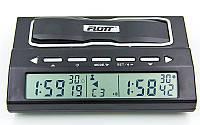 Часы шахматные электронные FLOTT (пластик)