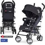 Прогулочная детская коляска EURO-CART EZZO / Зонт коляска, фото 3