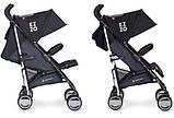 Прогулочная детская коляска EURO-CART EZZO / Зонт коляска, фото 4