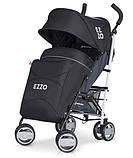 Прогулочная детская коляска EURO-CART EZZO / Зонт коляска, фото 5