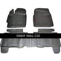 Коврики в салон Avto Gumm 11392 для Great Wall Volex C10