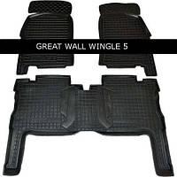 Коврики в салон Avto Gumm 11407 для Great Wall Wingle 5