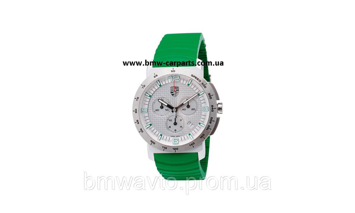 Наручные часы хронограф Porsche Sport Classic Chronograp – Green Edition