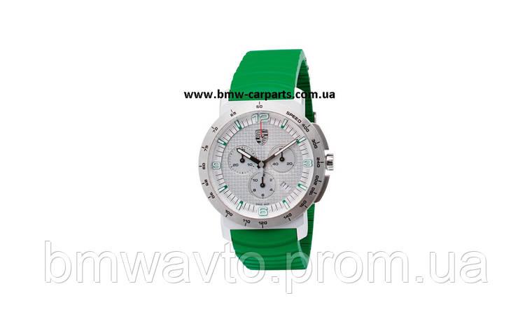 Наручные часы хронограф Porsche Sport Classic Chronograp – Green Edition, фото 2