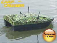 Карповые кораблики для рыбалки завоза прикормки и комплектующие к ним