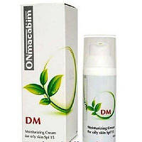Увлажняющий крем для жирной кожи — MOISTURIZING CREAM OIL FREE SPF 15, 50мл