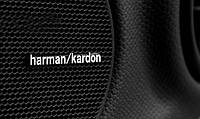 3D эмблема Harman/Kardon Hi-Fi