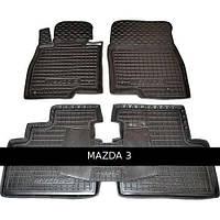 Коврики в салон Avto Gumm 11437 для Mazda 3 2013-