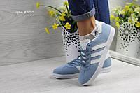Женские кроссовки  Adidas Gazelle, фото 1
