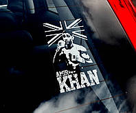 Амир Хан (Amir Khan) стикер