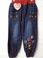 """Детские джинсы """"Маша и медведь"""""""