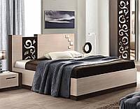 Кровать двуспальная Сага  (Мастер Форм) 1650х2100х1100мм