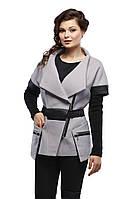 Женская осенняя кашемировая куртка арт. Либерти