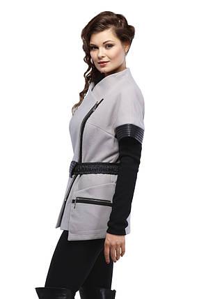 Женская осенняя кашемировая куртка арт. Либерти, фото 2