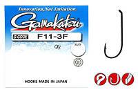 Крючок Gamakatsu F11-3F № 4 25шт