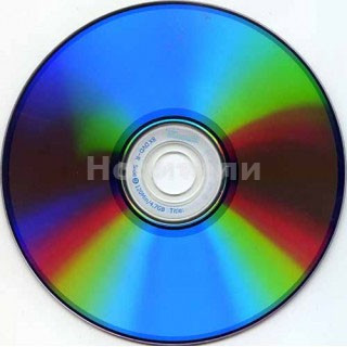 Диск ALERUS DVD-R 9,4 GB 16x, Double sided, Shrink/50