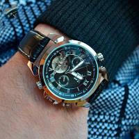 Механические мужские наручные часы Jaragar