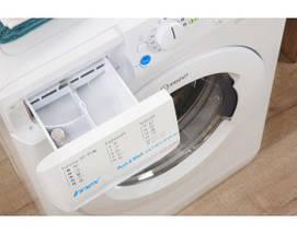 Пральна машина автомат INDESIT BWSA 71052 W EU, фото 3