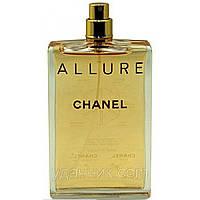 Женская парфюмированная вода Chanel Allure 100 мл  (тестер без крышечки) DIZ /0-031