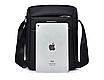 Мужская сумка барсетка DIEKE Черный, фото 5