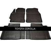 Коврики в салон Avto Gumm 11406 для Toyota Corolla 2013-