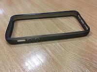 Бампер для iPhone 5/5s темный