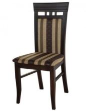 """Стул обеденный """"ЭССЕН"""" (орех, белый, ваниль,бежевый) для гостинной Fusion Furniture"""