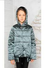 Красивая куртка для девочки Мирабелла