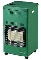 Керамические обогреватели SICAR Euro 90 зелёный на сжиженном пропане (Италия)