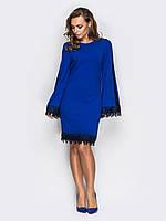 Вечірня сукня з довгим рукавом кльош 9981ef42ec1c8