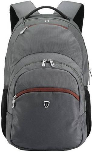 """Рюкзак стильный с отделом для ноутбука 15,6"""" Sumdex PON-391GY серый"""
