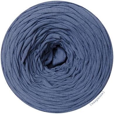 Пряжа трикотажная, цвет Черничный (85 м)