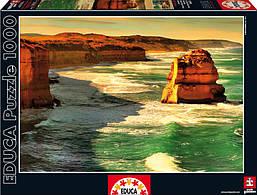 """Пазл """"Большой океанский путь, Австралия"""" 1000 элементов Educa (EDU-15990)"""